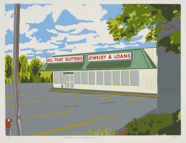 Capital Series - Lincoln City, Oregon