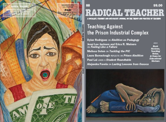 Radical Teacher, Teaching Against the Prison Industrial Complex